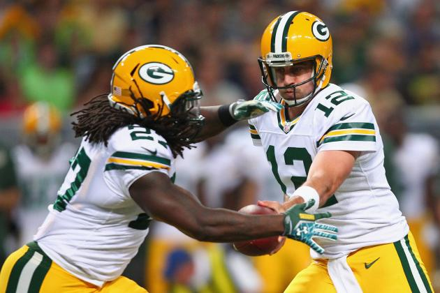 What to Expect from Eddie Lacy, Green Bay Packers Offense in Week 9 vs. Bears