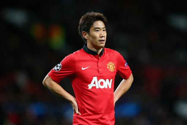 Shinji Kagawa at No. 10 Can Inspire Manchester United Under David Moyes