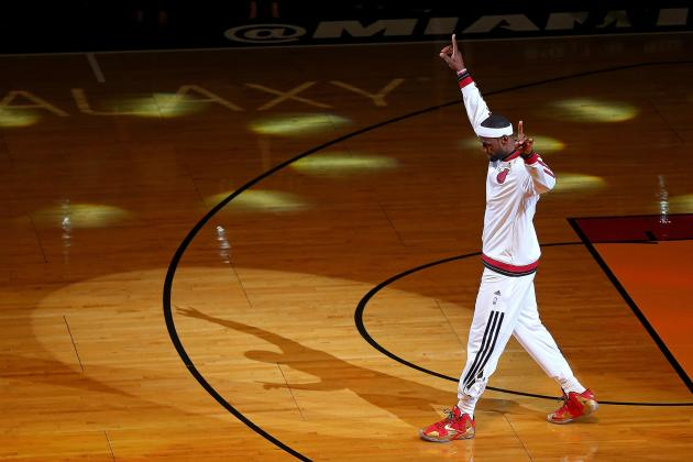 Even with Derrick Rose Back, NBA Still Revolves Around LeBron James