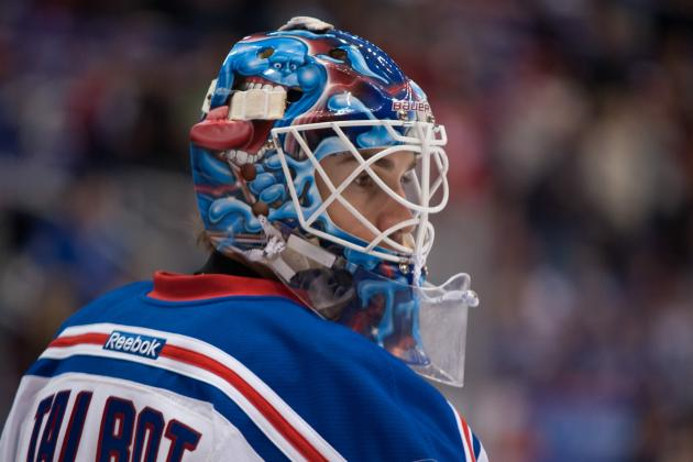 Is This Cam Talbot's Chance to Prove He's New York Rangers' Future in Goal?