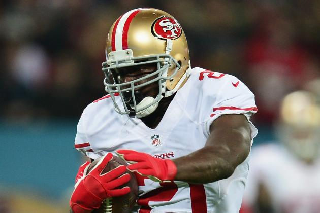 Frank Gore Getting Better at Age of 30