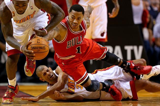 Derrick Rose's Shaky Debut No Reason for Bulls to Panic