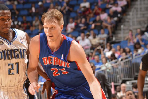 Depth Will Decide Detroit Pistons' Success This Season