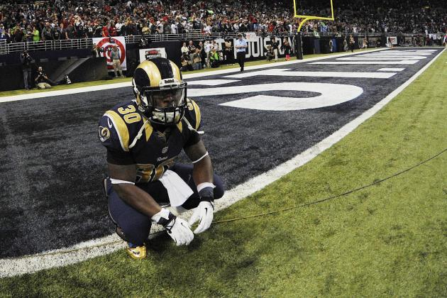 Breaking Down the St. Louis Rams Bizarre Goal-Line Failure on Monday Night