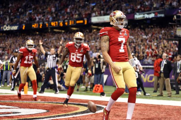 The San Francisco 49ers Blueprint to a Super Bowl Run in 2013