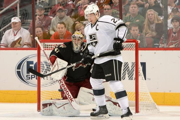 How Players View the Phoenix Coyotes-Los Angeles Kings Rivalry