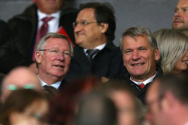 Manchester United Betting Partners Bwin Offer Odds on Sir Alex Ferguson Return