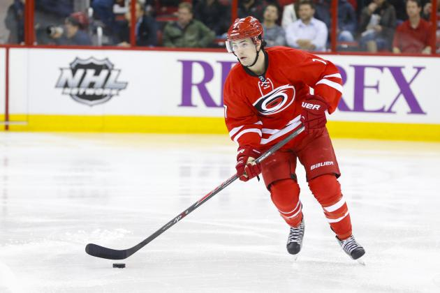 Breaking Down Ryan Murphy's Development in Carolina Hurricanes' 2013-14 Season