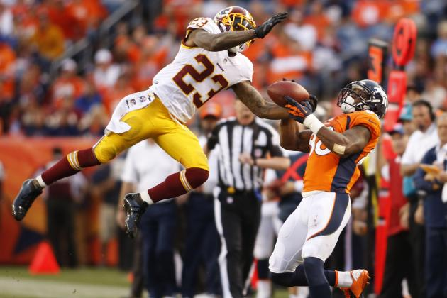 How More Press Coverage Can Improve the Washington Redskins' Secondary