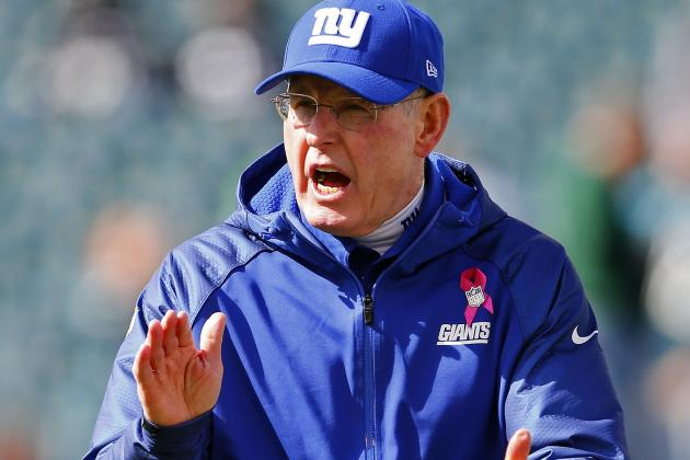 Giants GM Jerry Reese Credits Tom Coughlin with Team's Refusal to Give Up