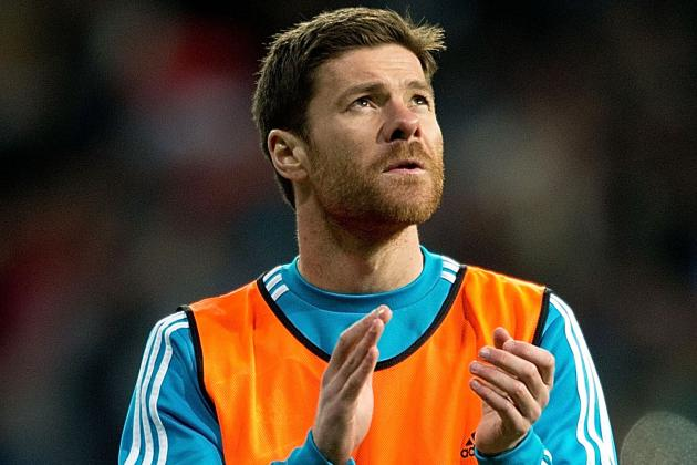Xabi Alonso Reportedly Targeted by Chelsea for Transfer from Real Madrid