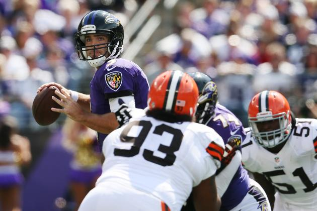 Baltimore Ravens vs. Cleveland Browns: Spread Analysis and Pick Prediction