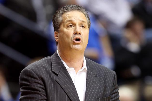 Calipari Wants to 'Keep These Guys Hungry and Competitive'