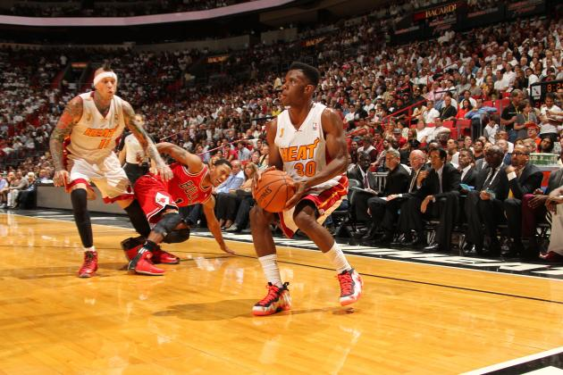Norris Cole Proves He's Ready for a Bigger Role with the Miami Heat