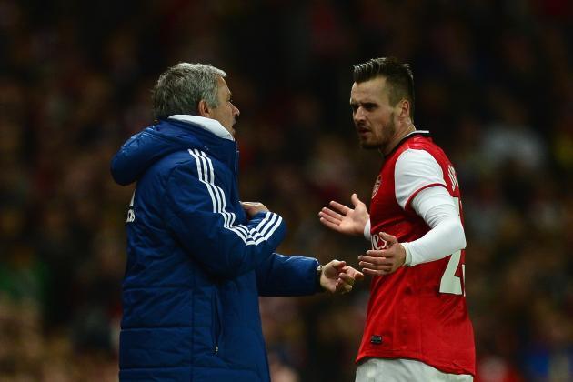 Breaking Down Arsenal's Tactics Against Chelsea