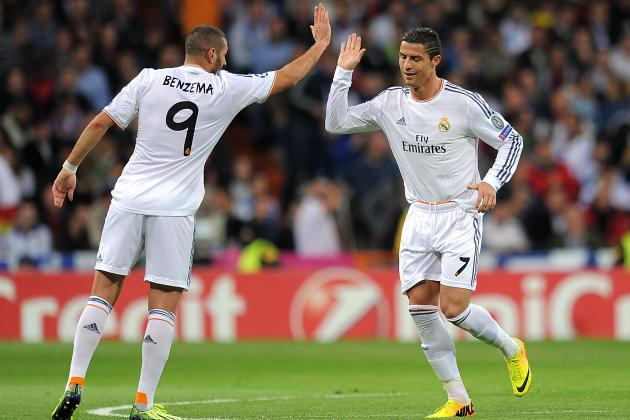 Real Madrid vs. Sevilla: La Liga Live Score, Highlights, Recap