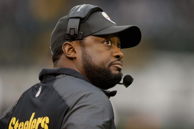 Mike Tomlin to Look at Root of Road Woes