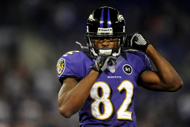 Ravens' Torrey Smith Becoming a Complete Receiver in the NFL
