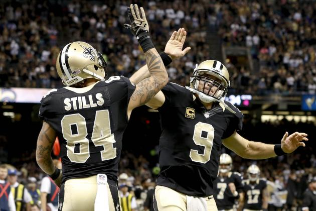 Kenny Stills Should Have Much Bigger Role in New Orleans Saints Offense