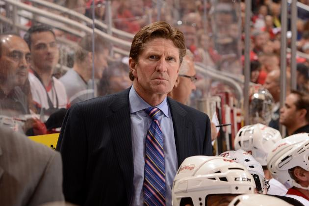 Detroit Red Wings Coach Mike Babcock Has Something to Worry About (for Real) Now