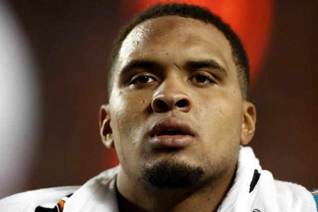 Philbin Sheds Little Light on Mike Pouncey