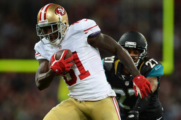 San Francisco 49ers Must Consider Replacing Anquan Boldin This Offseason