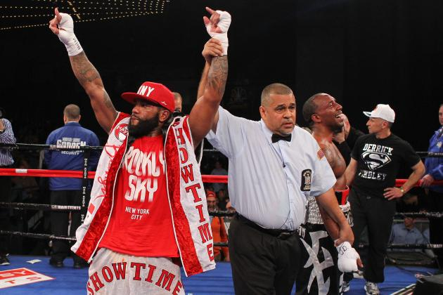 So Curtis Stevens, How Do You Prep for Gennady Golovkin, Boxing's Baddest Man?