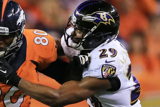 Ravens Waive Veterans Michael Huff, Marcus Spears