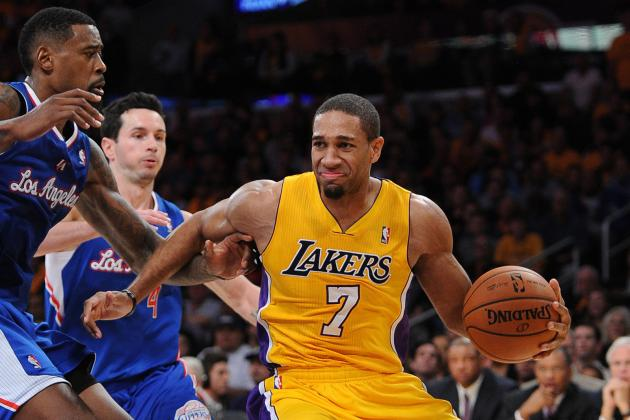 Breaking Down Everything You Need to Know About Lakers' Xavier Henry