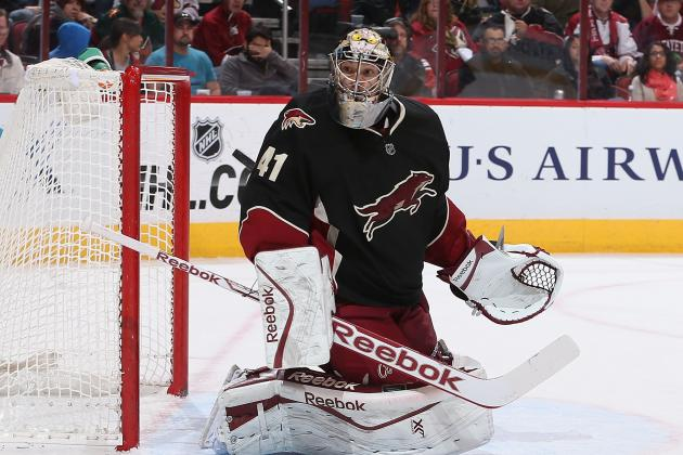 Coyotes 'Want to Belong' Among Top Teams