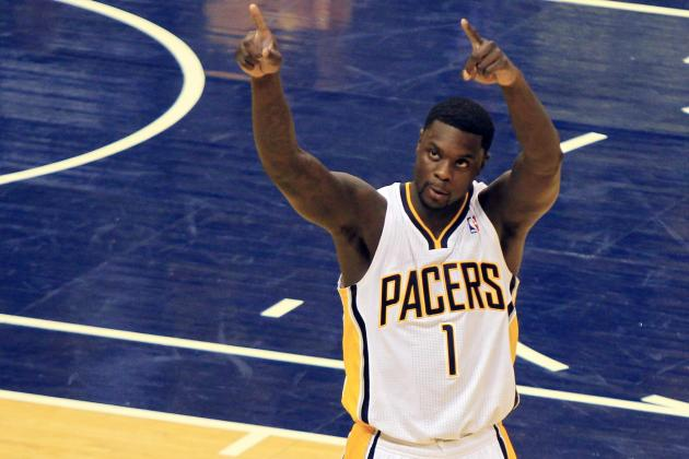 Lance Stephenson: The Secret to the Indiana Pacers' Success