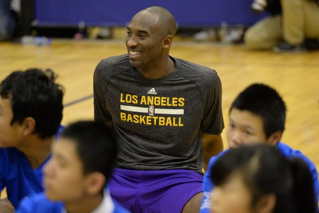 Kobe Bryant Wise Not to Rush Rehab to Return to Lakers Prematurely
