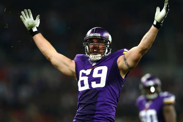 Report: Seahawks out on Jared Allen Trade, Broncos Interested?