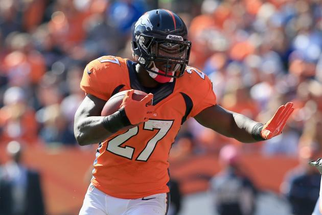 Broncos Leaning on Knowshon Moreno but Need to Develop Dependable Back-Ups