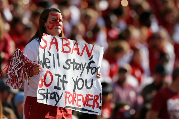 FOX Sports Analyst Calls Alabama Football Fans 'Dumbest in the Country'