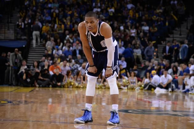 How Russell Westbrook's Early Return Would Impact NBA's Title Race