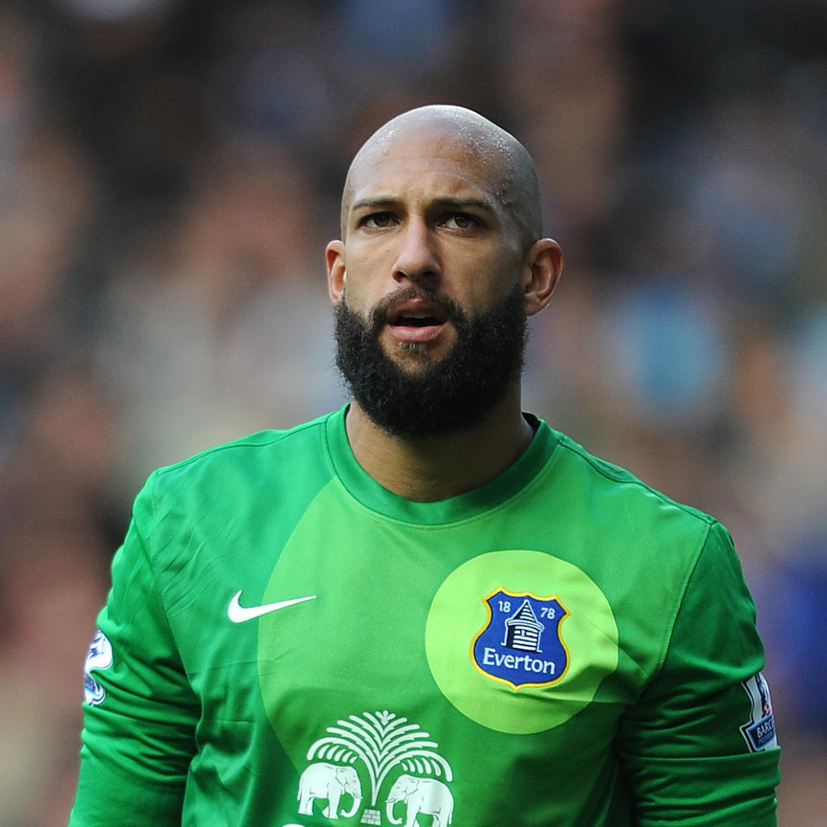Tim Howard And The 10 Best Beards In World Football