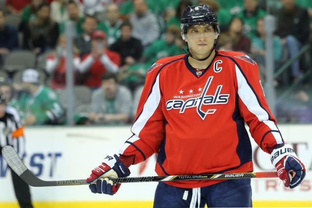 Alex Ovechkin Injury: Updates on Capitals Star's Status