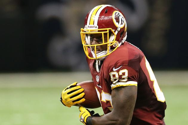 Fred Davis Remains a Washington Redskin as the NFL's Trade Deadline Passes