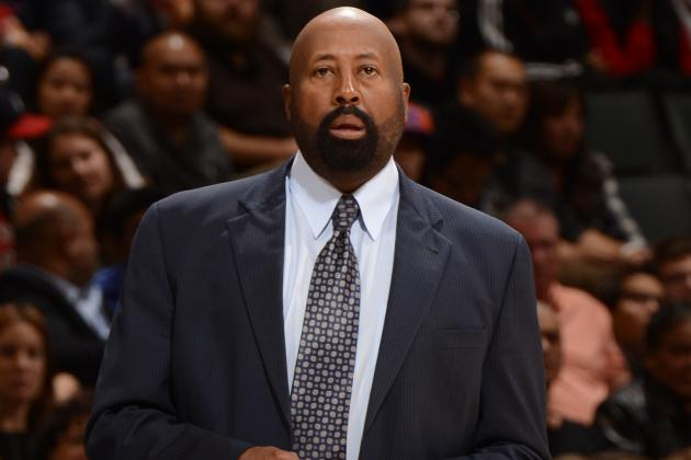 Woodson Says Knicks 'Are in the Hunt' for Title