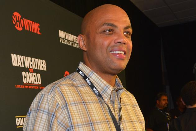 Charles Barkley Says Melo Drama 'Not Cool at All'