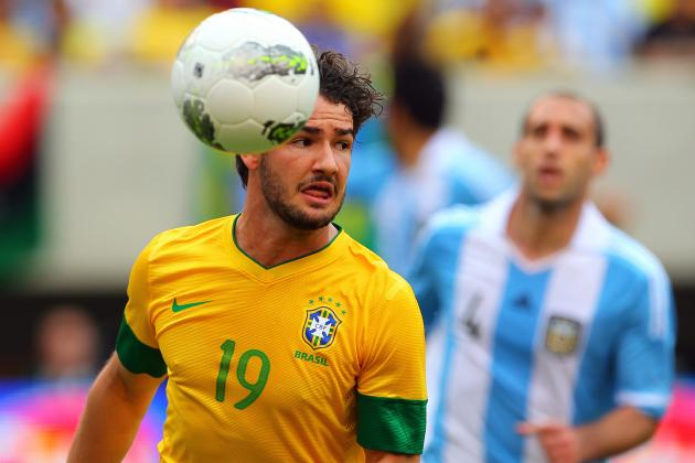 Alexandre Pato Reportedly Targeted for January Transfer by Arsenal