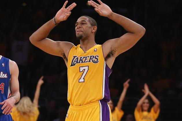 Xavier Henry Gained over 10K Twitter Followers Since Lakers Win