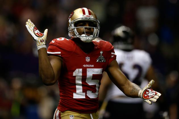 Michael Crabtree Injury: Jim Harbaugh, Greg Roman Talk Rehab Progress