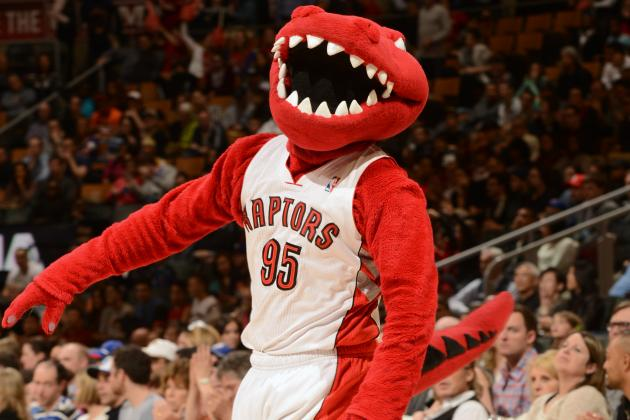 'Understudy' Stripes to Step in for Injured Raptor Mascot