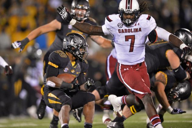 South Carolina Football: Defense Finding Ways to Get It Done