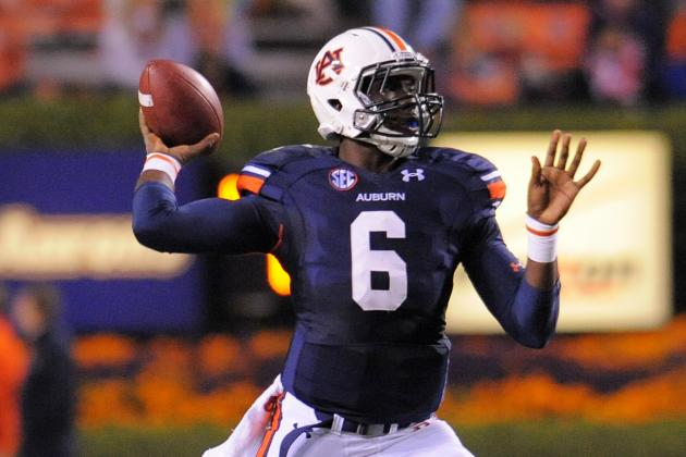 Gus Malzahn Confident in Backup QB Jeremy Johnson, If Needed