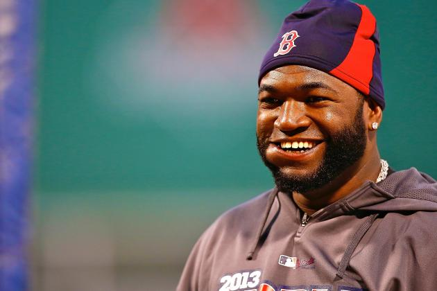 Jon Lester, David Ortiz Fueling Boston Red Sox in Epic and Weird World Series