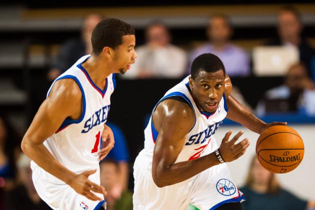 Las Vegas Gives Philadelphia 76ers Insane Championship Odds in 2013-14