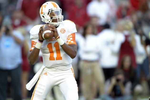 #VolReport: Dobbs to Start vs. Mizzou